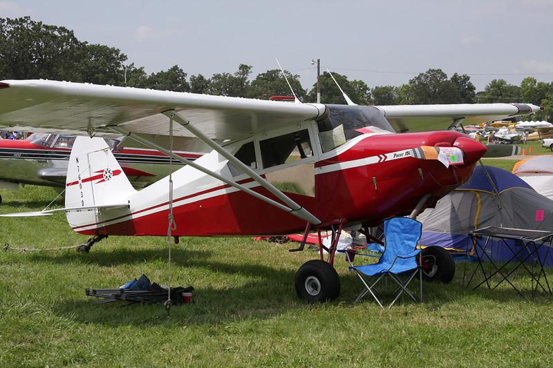 N7603D Piper PA-22-150 Tri-Pacer c/n 22-5304 Oshkosh/KOSH/OSH 27-07-10