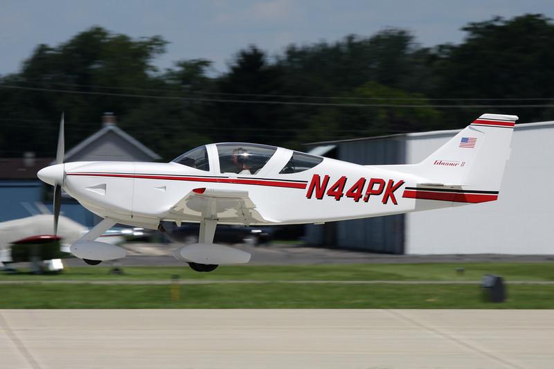 N44PK Stoddard-Hamilton Glasair II c/n 001 Oshkosh/KOSH/OSH 28-07-10