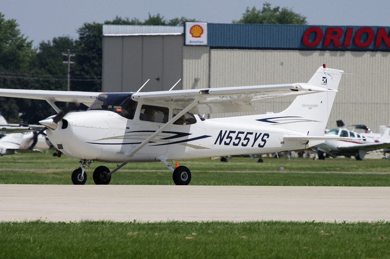 N555YS Cessna 172S c/n 172S-10638 Oshkosh/KOSH/OSH 29-07-10