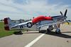 N51YS (L2-W/411746) North American P-51D Mustang c/n 122-39285 Oshkosh/KOSH/OSH 26-07-10