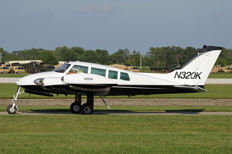 N320K Cessna 320 c/n 320-0018 Oshkosh/KOSH/OSH 26-07-10