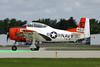 N462NA (NX462NA/E-462/140570) North American T-28C Trojan c/n 226-147 Oshkosh/KOSH/OSH 28-07-10
