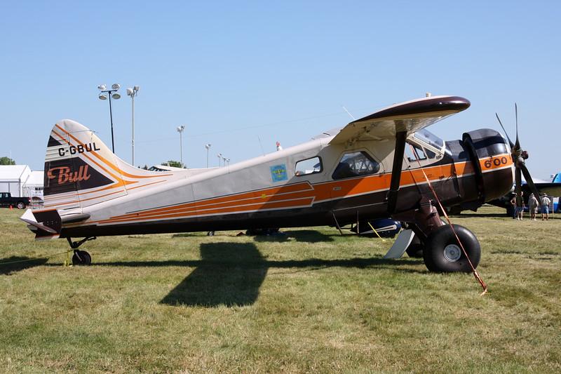 C-GBUL de Havilland Canada U-6A Beaver c/n 588 Oshkosh/KOSH/OSH 03-08-13
