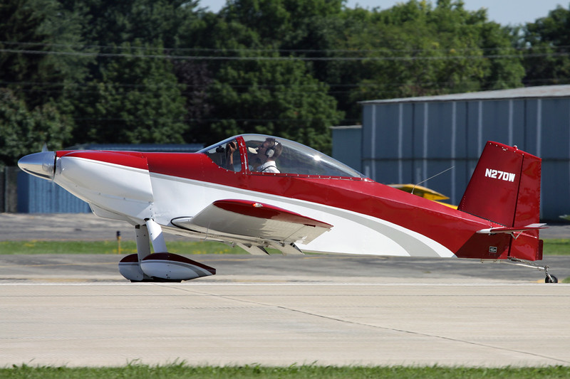N27DW Thorp T.18 Tiger c/n 94 Oshkosh/KOSH/OSH 01-08-13