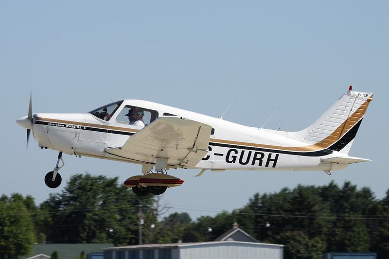 C-GURH Piper PA-28-160 Warrior II c/n 28-7716180 Oshkosh/KOSH/OSH 01-08-13