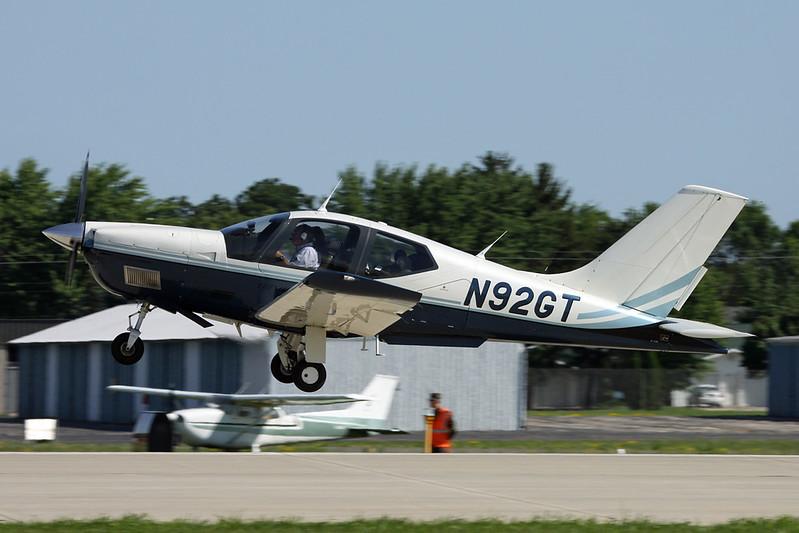 N92GT Socata TB-20 Trinidad GT c/n 2100 Oshkosh/KOSH/OSH 04-08-13