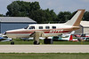 N37VM Piper PA-43-310P Malibu c/n 46-8508002 Oshkosh/KOSH/OSH 01-08-13