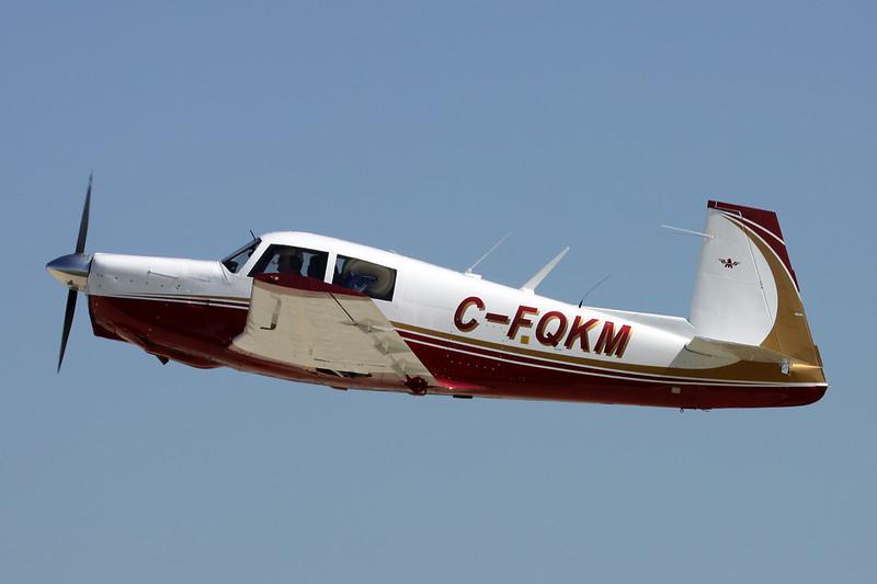 C-FQKM Mooney M.20C c/n 3051 Oshkosh/KOSH/OSH 01-08-13