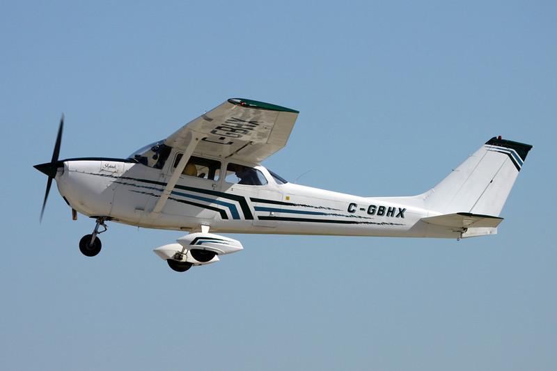 C-GBHX Cessna 172K c/n 172-59155 Oshkosh/KOSH/OSH 04-08-13