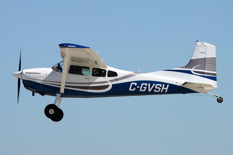 C-GVSH Cessna A.185F Skywagon 185 c/n 185-02442 Oshkosh/KOSH/OSH 01-08-13