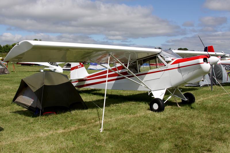N54ZR WAG-Aero CUBy c/n 634 Oshkosh/KOSH/OSH 29-07-13