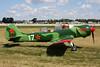 N52DD (17 white) Yakovlev Yak-52TW c/n 0212404 Oshkosh/KOSH/OSH 01-08-13