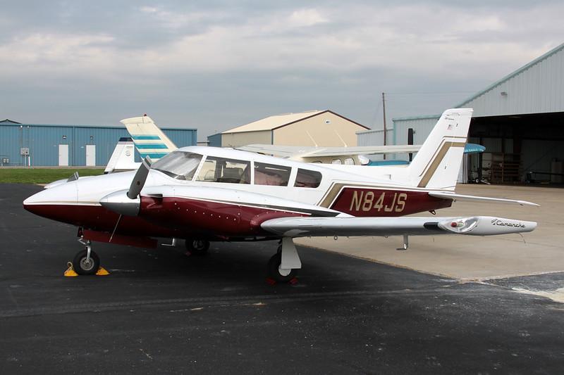 N84JS Piper PA-30-160 Twin Comanche B c/n 30-1222 Oshkosh/KOSH/OSH 31-07-13