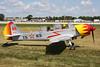 N73KS (06 red/TS-KS) Yakovlev Yak-52TW c/n 0112230 Oshkosh/KOSH/OSH 01-08-13