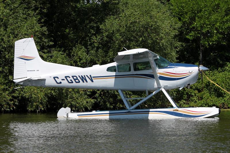 C-GBWV Cessna A.185F Skywagon 185 c/n 185-03357 Oshkosh/KOSH/OSH 03-08-13