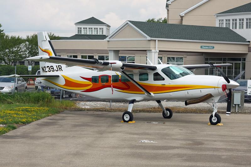 N239JR Cessna 208 Caravan c/n 208-00368 Oshkosh/KOSH/OSH 31-07-13
