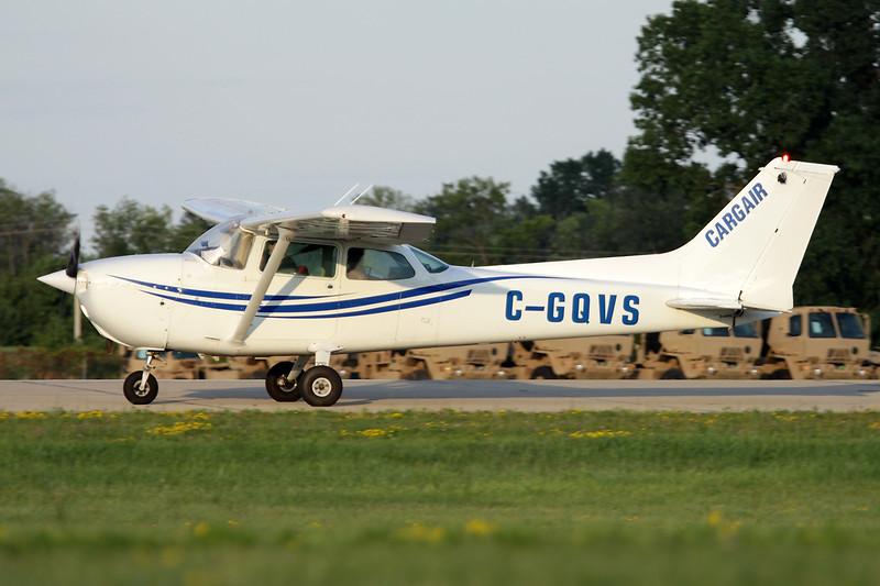 C-GQVS Cessna 172N c/n 172-73067 Oshkosh/KOSH/OSH 01-08-13