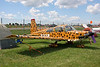 N130GW American Aviation AA-5 Traveler c/n 0707 Oshkosh/KOSH/OSH 01-08-13