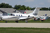 N38DA Eclipse Aviation 500 c/n 000083 Oshkosh/KOSH/OSH 01-08-13