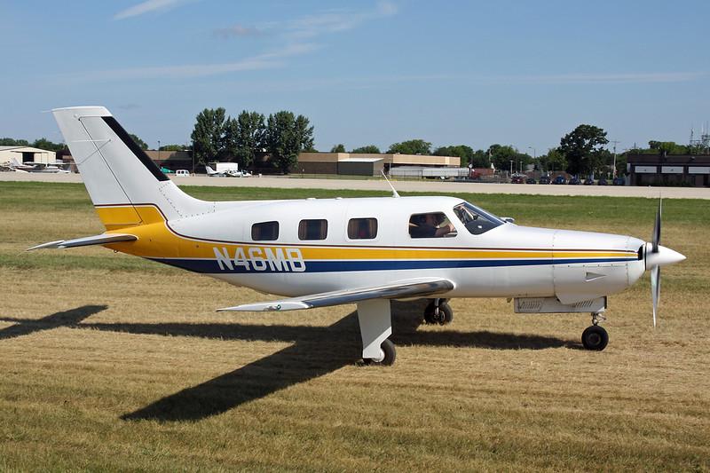 N46MB Piper PA-46-310P Malibu c/n 46-8508021 Oshkosh/KOSH/OSH 04-08-13