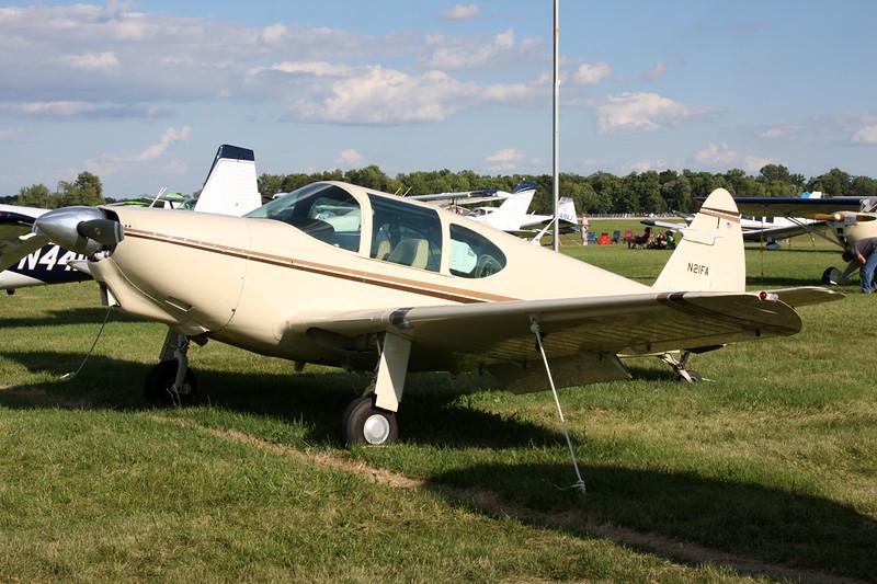 N21FA Temco Globe GC-1B Swift c/n 3727 Oshkosh/KOSH/OSH 01-08-13
