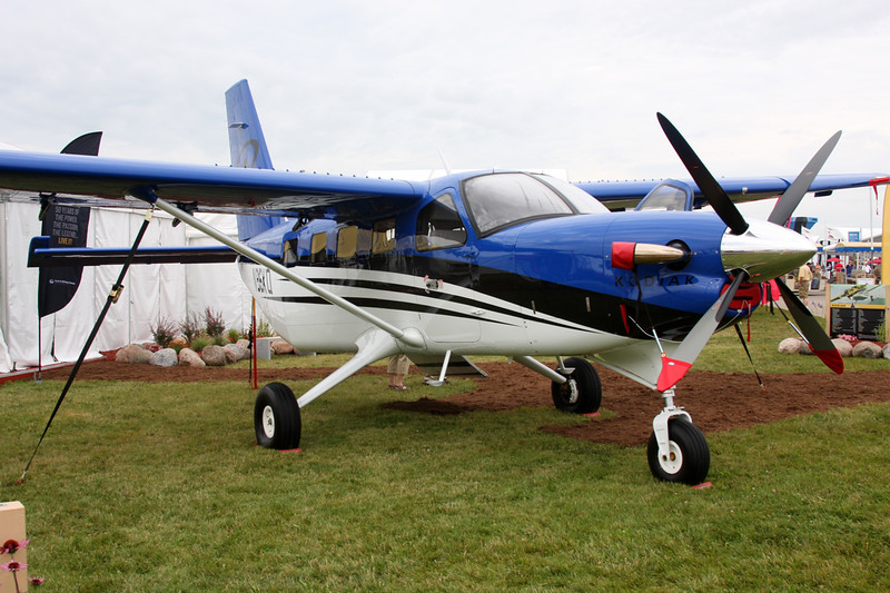 N86KQ Quest Aircraft Kodiac 100 c/n 100-0086 Oshkosh/KOSH/OSH 30-07-13