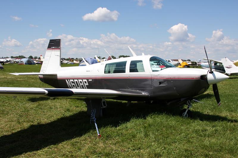 N60RP Mooney M.20J c/n 24-1000 Oshkosh/KOSH/OSH 01-08-13