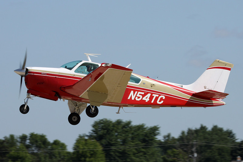 N54TC Beech F33A Bonanza c/n CE-661 Oshkosh/KOSH/OSH 04-08-13