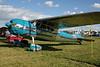 N195RA Cessna 195B c/n 16099 Oshkosh/KOSH/OSH 01-08-13