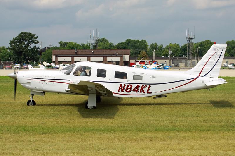 N84KL Piper PA-32R-301 Saratoga IIHP c/n 3246128 Oshkosh/KOSH/OSH 31-07-13
