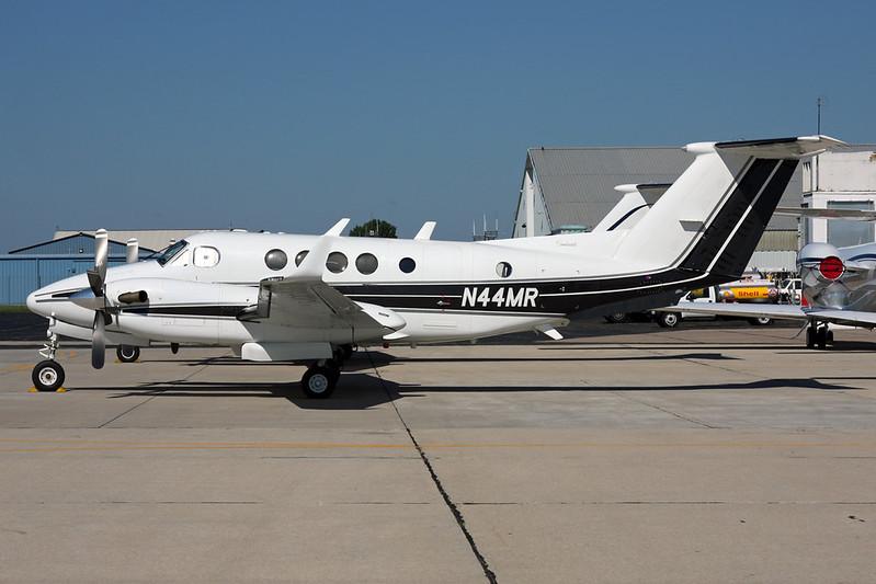 N44MR Beech 200C Super King Air c/n BL-27 Oshkosh/KOSH/OSH 25-07-16