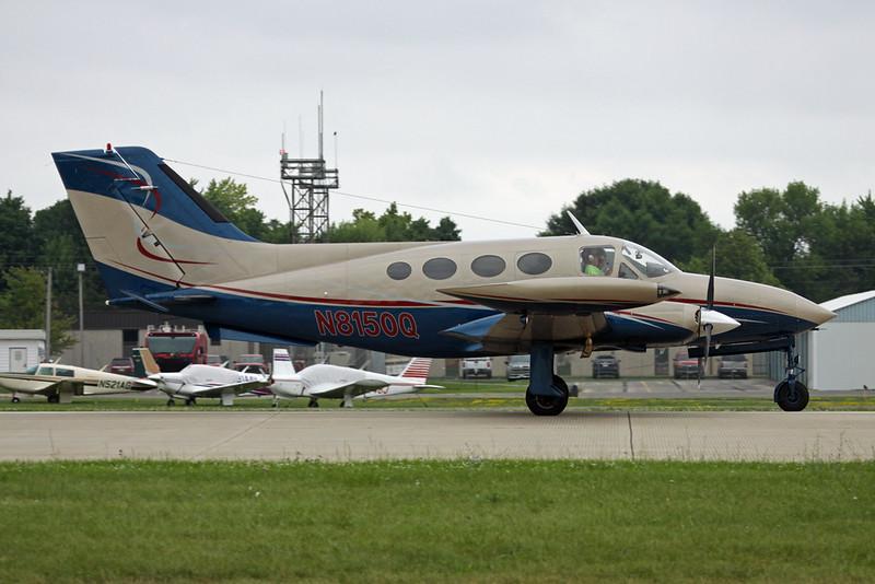 N8150Q Cessna 414 c/n 414-0050 Oshkosh/KOSH/OSH 29-07-16