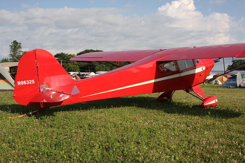 N96325 Taylorcraft BC-12D c/n 8625 Oshkosh/KOSH/OSH 27-07-16