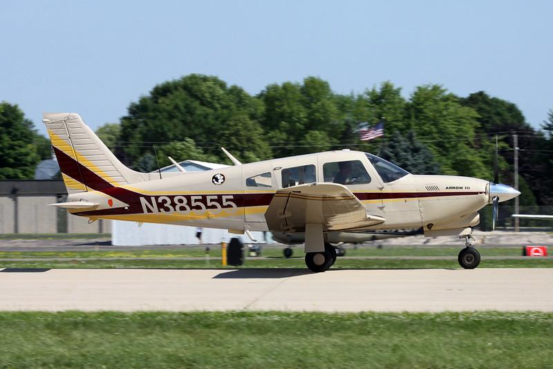 N38555 Piper PA-28R-201T Turbo Arrow III c/n 28R-7703239 Oshkosh/KOSH/OSH 30-07-16