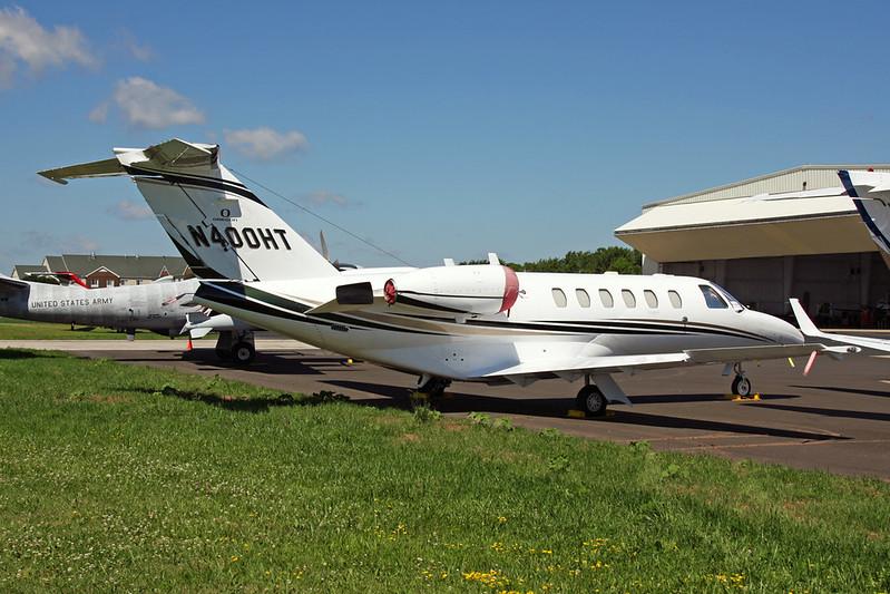 N400HT Cessna 525A Citation Jet 2 c/n 525A-0208 Oshkosh/KOSH/OSH 25-07-16