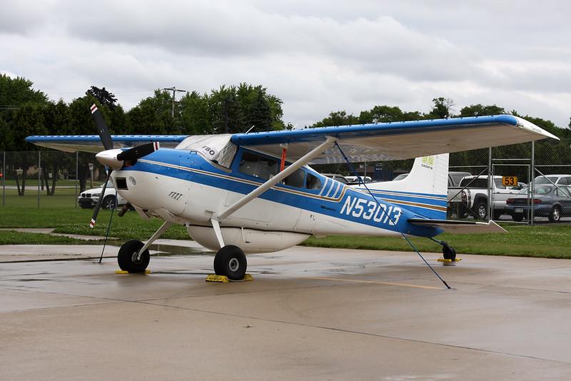 N53013 Cessna A.185F Skywagon 185 c/n 185-02317 Oshkosh/KOSH/OSH 28-07-16
