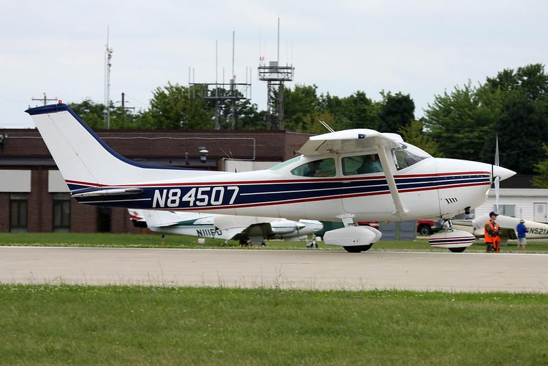N84507 Cessna 182P c/n 182-61881 Oshkosh/KOSH/OSH 28-07-16