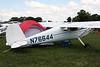 N76644 Cessna 140 c/n 11084 Oshkosh/KOSH/OSH 26-07-16