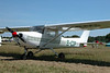 EI-COP Reims-Cessna F.150L c/n 1058 Kemble/EGBP 12-07-03
