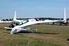 SE-XLE Rutan Long Ez c/n 753-200 Kemble/EGBP 12-07-03