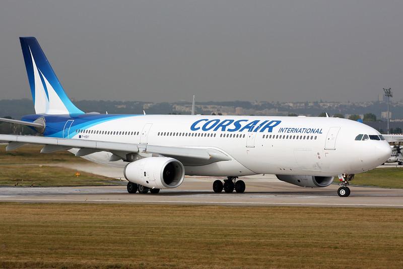 """F-HSKY Airbus A330-343X """"Corsair"""" c/n 1359 Paris-Orly/LFPO/ORY 02-10-14"""
