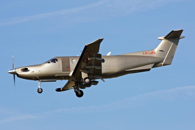 LX-JFS Pilatus PC-12-47E c/n 1314 Paris-Le Bourget/LFPB/LBG 01-10-14