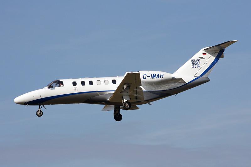 D-IMAH Cessna 525A Citation Jet 2+ c/n 525A-0502 Paris-Le Bourget/LFPB/LBG 01-10-14