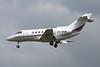CS-DUB Hawker-Siddley 125-750 c/n HB-5 Paris-Le Bourget/LFPB/LBG 16-06-17