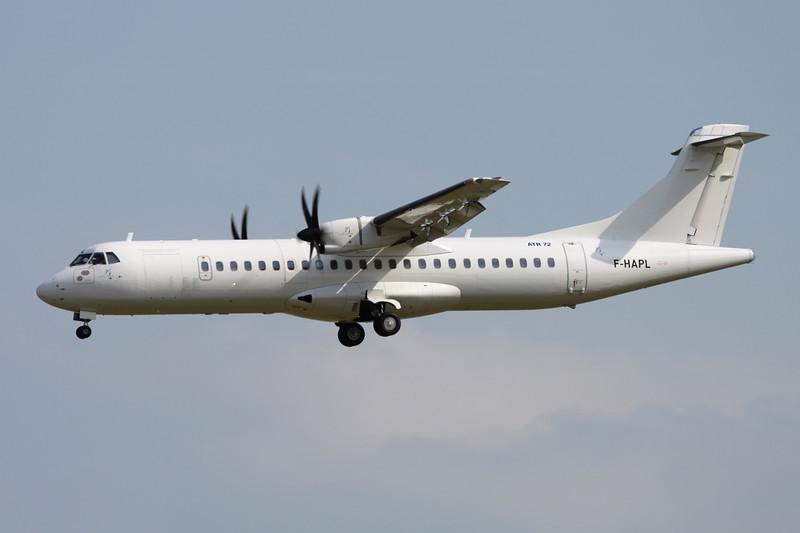 "F-HAPL Aerospatiale ATR-72-212A ""Hop!"" c/n 654 Paris-Orly/LFPO/ORY 09-06-15"