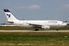 "EP-IBK Airbus A310-304 ""Iran Air"" c/n 671 Paris-Orly/LFPO/ORY 09-06-15"