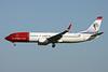 """LN-DYV Boeing 737-8JP c/n 39009 Paris-Orly/LFPO/ORY 08-06-15 """"Elsa Beskow"""""""