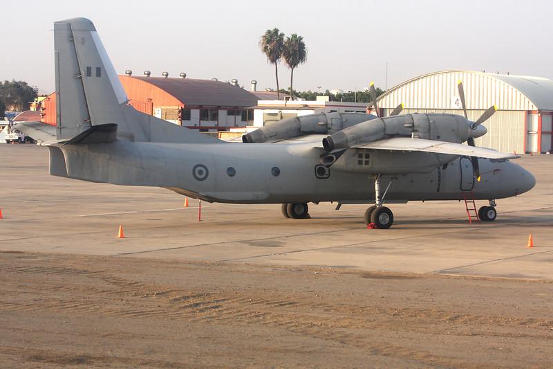 """325 Antonov An-32B """"Peruvian Air Force"""" c/n 34-07 Lima-Jorge Chavez/SPIM/LIM 16-04-16"""