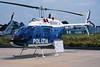 "PS-65 Agusta-Bell AB.206B-3 ""Polizia"" c/n 8696 Pratica di Mare/LIRE 24-05-98"