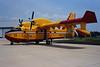 "I-DPCP (11) Canadair CL-415 6B11 ""Protezione Civile"" c/n 2020 Pratica di Mare/LIRE 24-05-98 (35mm slide)"